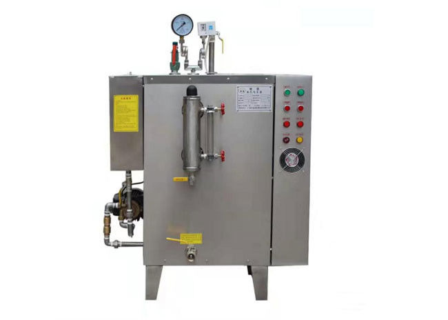 No Noise Industrial Electric Boiler , 6A 220V Power Steam